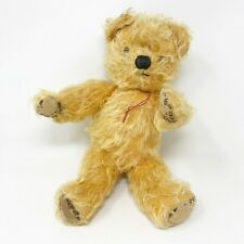 Vintage 1950's Chad Valley Gold Teddy Bear