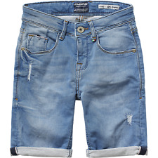 Vingino Cino Jungen Bermuda Shorts Cino destroyed Vintage Gr. 116 128 134