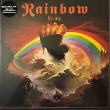 Rainbow - Rising(180g LTD. Coloured Vinyl), 2010 Plastic Head