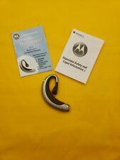 Motorola H605 Hands Free Wireless Bluetooth Headset (see descript)