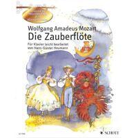 W. A. Mozart - Die Zauberflöte - Klaviernoten [Musiknoten]