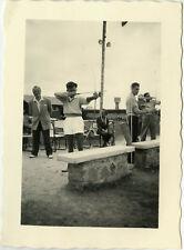 PHOTO ANCIENNE - VINTAGE SNAPSHOT - SPORT TIR À L'ARC LOISIRS - ARCHERY 1953 5