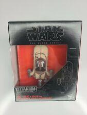 Star Wars Titanium Black Series Landspeeder Diecast #09