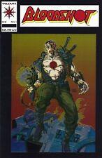 Bloodshot #1   February 1993   Valiant