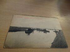 old carte postale - zeebrugge