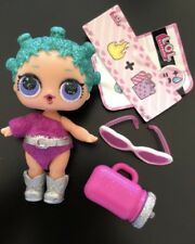 LOL Surprise COSMIC QUEEN Series 1 Doll L.O.L. Original Set Lot Napping COMPLETE