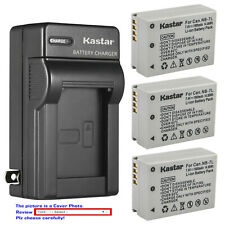 Kastar Battery Wall Charger for Canon NB-7L CB-2LZ & Canon PowerShot G11 Camera