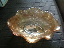 Vintage 1960's Citron Glass Dish