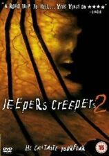 Jeepers Creepers 2 2003 Cult Horror Sequel UK DVD