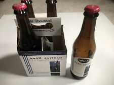 Guided By Voices Dogfish Head Bee Thousand 4-Pack Empty Beer Bottles 2014