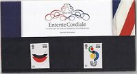 GB Presentation Pack 358 2004 Entente Cordiale 10% OFF 5
