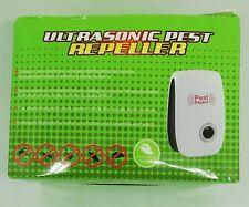 Repellente ad ultrasuoni elettronico anti zanzare, topi, cimici, ragni, mosche