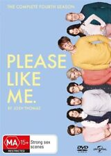 - PLEASE LIKE ME SERIES 4 [DVD] JOSH THOMAS (BRAND NEW) REGION 4 & 2  [$15.75]