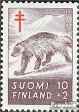Finland 478 gestempeld 1957 Vechten de Tuberculose
