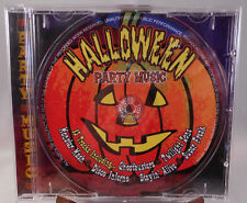 Halloween Party Music CD Time Warp Purple Bad Moon Super Freak Import Holland