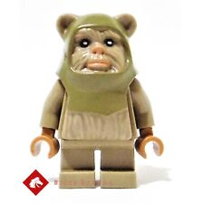 Lego Star Wars -  Ewok Warrior minifigure from set 75097