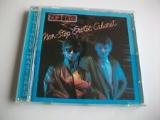 SOFT CELL - NON-STOP EROTIC CABARET - 18 TRACK REMASTERED CD - EXCELLENT