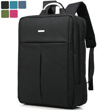 14.4 inch Laptop Backpack Waterproof Shoulder Rucksack Travel Computer Carry Bag
