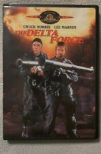 The Delta Force DVD Chuck Norris