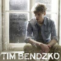 """TIM BENDZKO """"WENN WORTE MEINE SPRACHE WÄREN"""" CD NEU"""