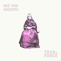 WE THE NORTH / TOURDEFORCE Split EP CD Digipack 2018