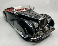Franklin Mint 1947 Bentley Convertible Precision Model w/original box & papers