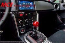 Toyota GT86 subaru BRZ modify Wave stick head can choose a color