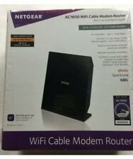 Netgear AC1600 (16x4) WiFi Cable Modem Router New Sealed