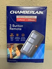 Chamberlain 3 Button Remote Garage Opener 953EV-P2 NEW