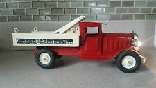 Vintage Goodrich Silvertown Tires Truck With Headlights