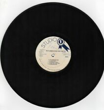 "LP Studio 1  Presents  "" Hi Fashion  Dub Top Ten Dub ""  ribbon label"