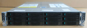 Intel H2312XXKR2 + 4x Server Nodes 8 x 14C E5-2695v3 128GB 2U rack server