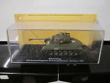 M26 PERSHING 33rd ARMORED REGIMENT DIVISION - ESC.-1/72 - TANQUE - ALTAYA - TANK