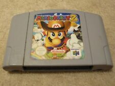 MARIO PARTY 2 , N64 , NINTENDO 64 , PAL , GAME ONLY ....
