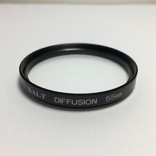 Kalt 55mm Diffusion Lens Filter Made in Japan