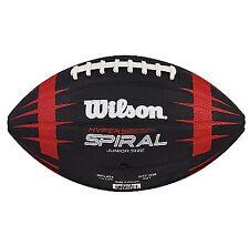Wilson Hyper Spiral NFL Play 60 Junior Size American Sport Football Ball WTF1838