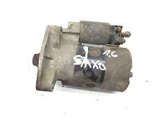 Motor ARRANQUE Citroen Saxo 1.6L M002T13081