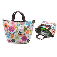 Lunch Bag Insulated Waterproof Tote Thermal Box Cooler Travel Picnic Women Girls