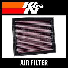 K&N High Flow Replacement Air Filter 33-2873 - K and N Original Performance Part