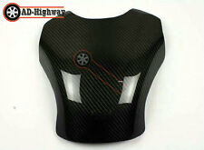 Gas Fuel Tank Pad Cover Carbon Fiber For YAMAHA YZF R1 YZF-R1 2009-2013 2010 09
