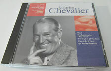 Maurice Chevalier (CD Album 2001) Used very good