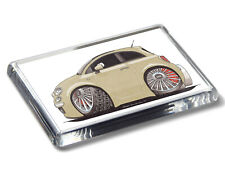 Koolart Cartoon City Car 500 Side Strong Acrylic Fridge Magnet Choose a Colour