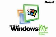 Windows Me Millennium Edition Install | Boot | Recovery | Restore CD Disc Disk