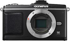 OLYMPUS E-P2 DIGITAL CAMERA BODY