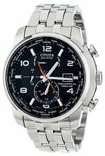 Citizen World A-T Eco-Drive 26 Time Zones AT9010-52E Wrist Watch For Men
