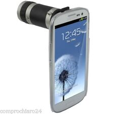 Zoom Optical 8X for Samsung Galaxy S3 III i9300 - Lens Telephoto Photography