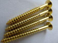 Gold Guitar Neck Plate Screws set of 4