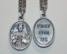Cure d'Ars St John Vianney Religious Medal Patron of Parish Priests & Parishes