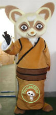 Unisex Master Kung Fu Panda Po Mascot Costume Cosplay Party Costume Parade Dress