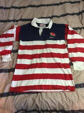 ENGLAND COTTON TRADERS RUGBY SHIRT